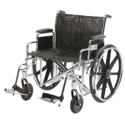 Heavy Duty Self Propelled Wheelchair